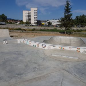 Скейт парк - Самоков