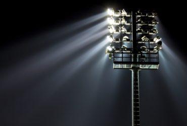 осветление на спортни обекти