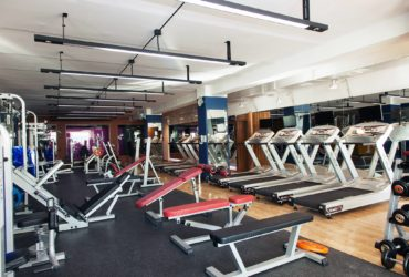 фитнес зали