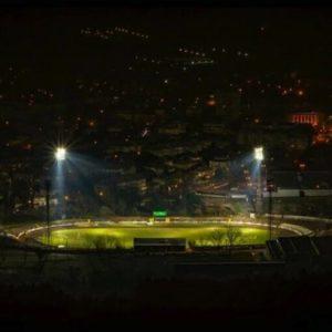 стадион локомотив горна оряховица
